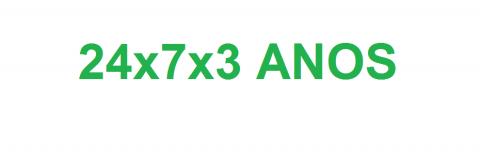 24×7 COMUNICAÇÃO, três anos prestando relevantes serviços de comunicação corporativa