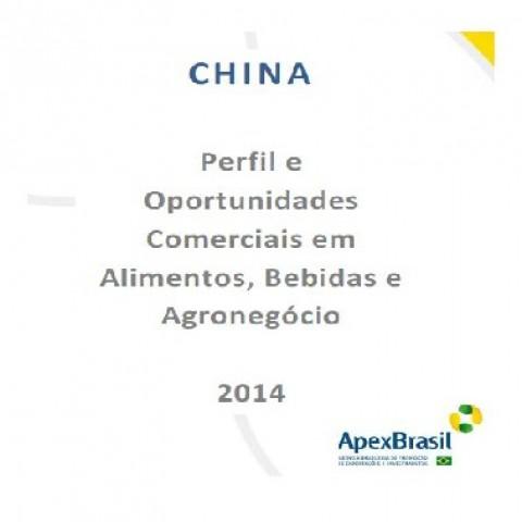 ApexBrasil divulga novos estudos sobre exportação de alimentos e bebidas para a China e Estados Unidos