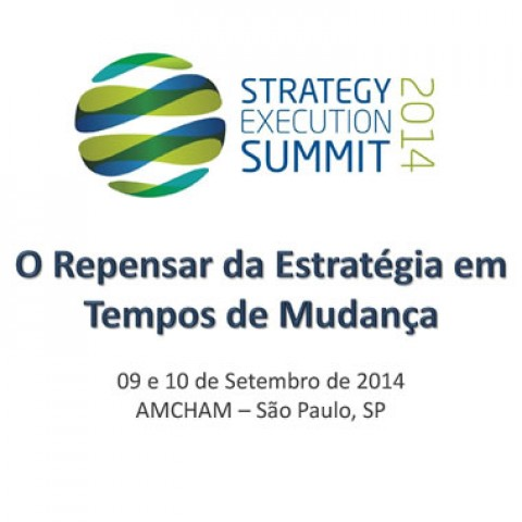 Symnetics divulga agenda do Strategy Execution Summit 2014