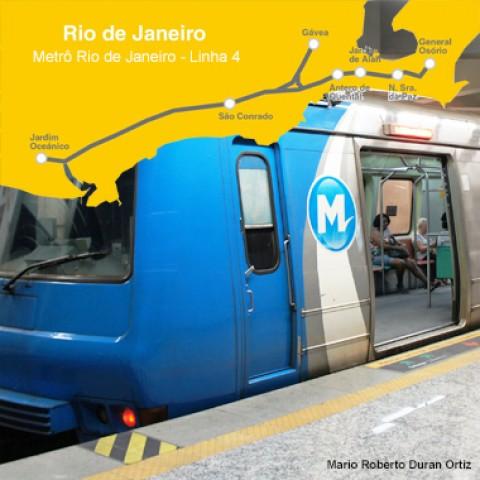 Kapsch é selecionada para fornecer a infraestrutura TETRA para nova linha de metrô no RJ