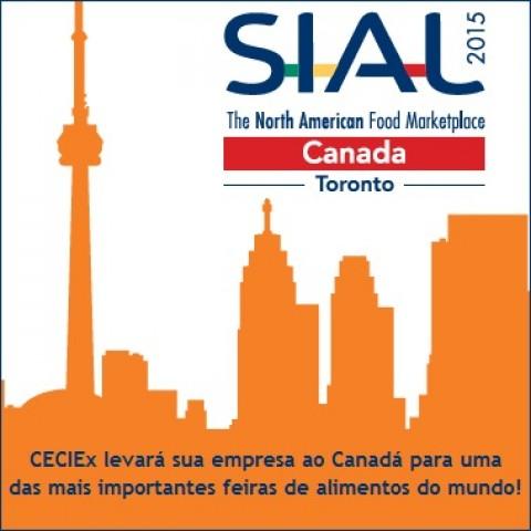 CECIEx levará sua empresa ao SIAL no Canadá