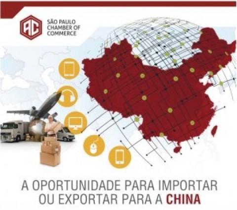 SP Chamber promove relações comerciais com a cidade chinesa de Zhongshan