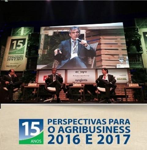 24×7 Comunicação reúne momentos do evento Perspectivas para o Agribusiness
