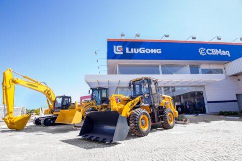 LiuGong apresenta CBMaq como novo distribuidor em GO, DF e TO
