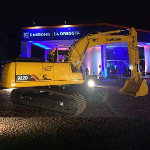 Marconi, distribuidor exclusivo LiuGong no Mato Grosso e Rondônia, investe em novas instalações