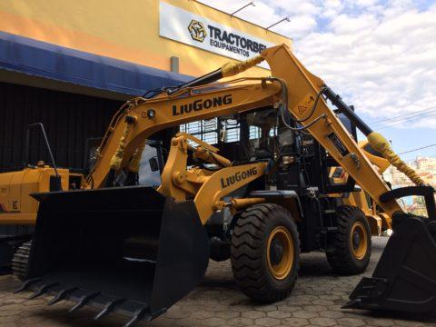 Tractorbel assume distribuição e pós-vendas da chinesa LiuGong em Minas Gerais e Espírito Santo