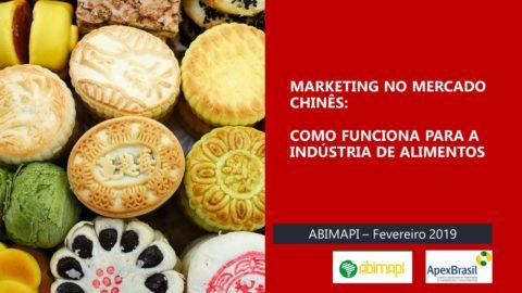 Mercado chinês aquecido para alimentos brasileiros